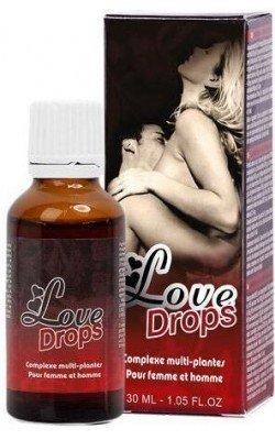 LOVE DROPS GOUTTES D'AMOUR...