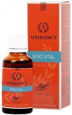 APHRODICT SEXOVITAL 20ML
