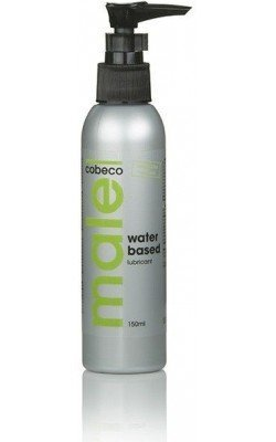 MALE LUBRICANTE BASE AGUA...