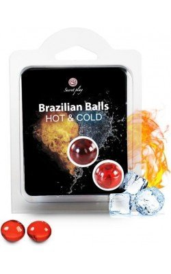 SECRETPLAY BRAZILIAN BALLS...