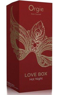 ORGIE LOVE BOX HOT NIGHT...
