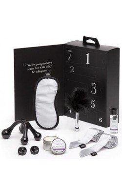 Kit BDSM 50 Sombras De Grey...