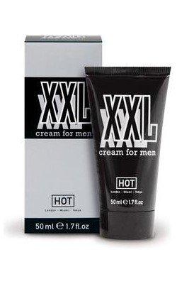 Crema Pene Hot XXL Para Hombre