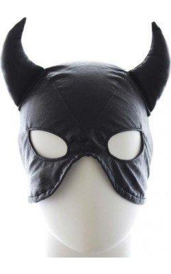 Mascara De Piel Negra De...