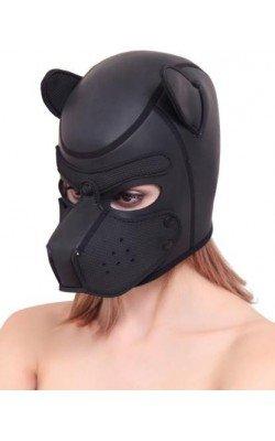 Masque De Chien - Chienne BDSM