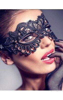 Masque Dentelle Regard...