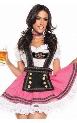 Disfraz de Alemana, Germana