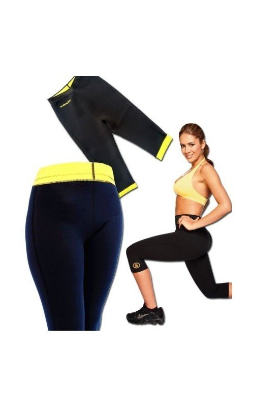 Faja Pantalon Termico De Neopreno Legging Sauna Para Adelgazar