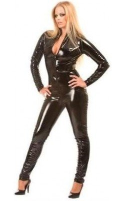 Enterizo Mono Catsuit wetlook Layla