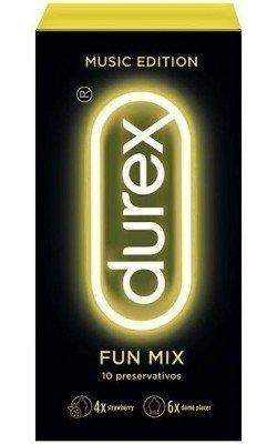 Preservativos Durex Fun Mix...