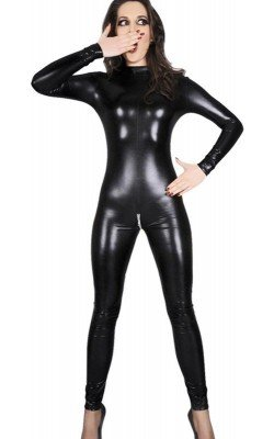 Combinaison Catsuit Wetlook...
